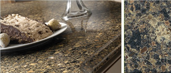 Кварц Black Canyon Silestone - фото